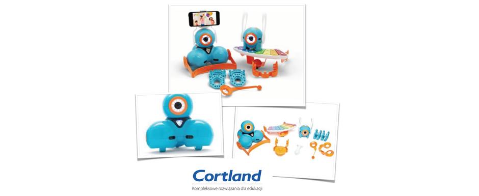 Warsztat: Programowanieoczami dziecka- warsztaty z robotami Dash&Dot, czyli robotyka z iPadem