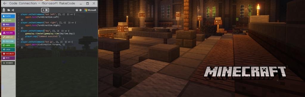 Warsztaty: Programowanie w Minecraft