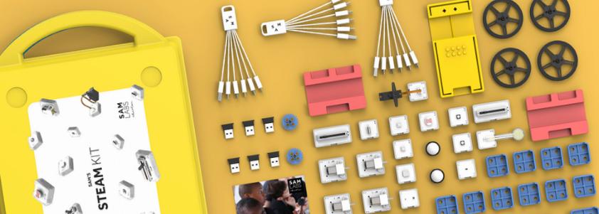 Warsztaty:  Edukacja Interdyscyplinarna STEAM z SAM Labs STEAM Kit – kto się od kogo uczy?